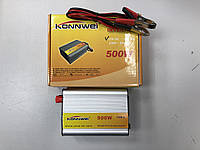 Автомобильный инвертор 12-220 500W Konnwei