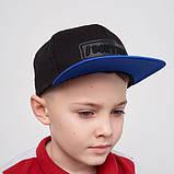 Фул кеп для мальчика, Дембохаус, от 4 до 9 лет, Бенжамин, фото 2