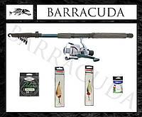 Набор №114 спиннинг для ловли щуки 2.7 метра + катушка с леской! То что надо начинающему рыбаку!