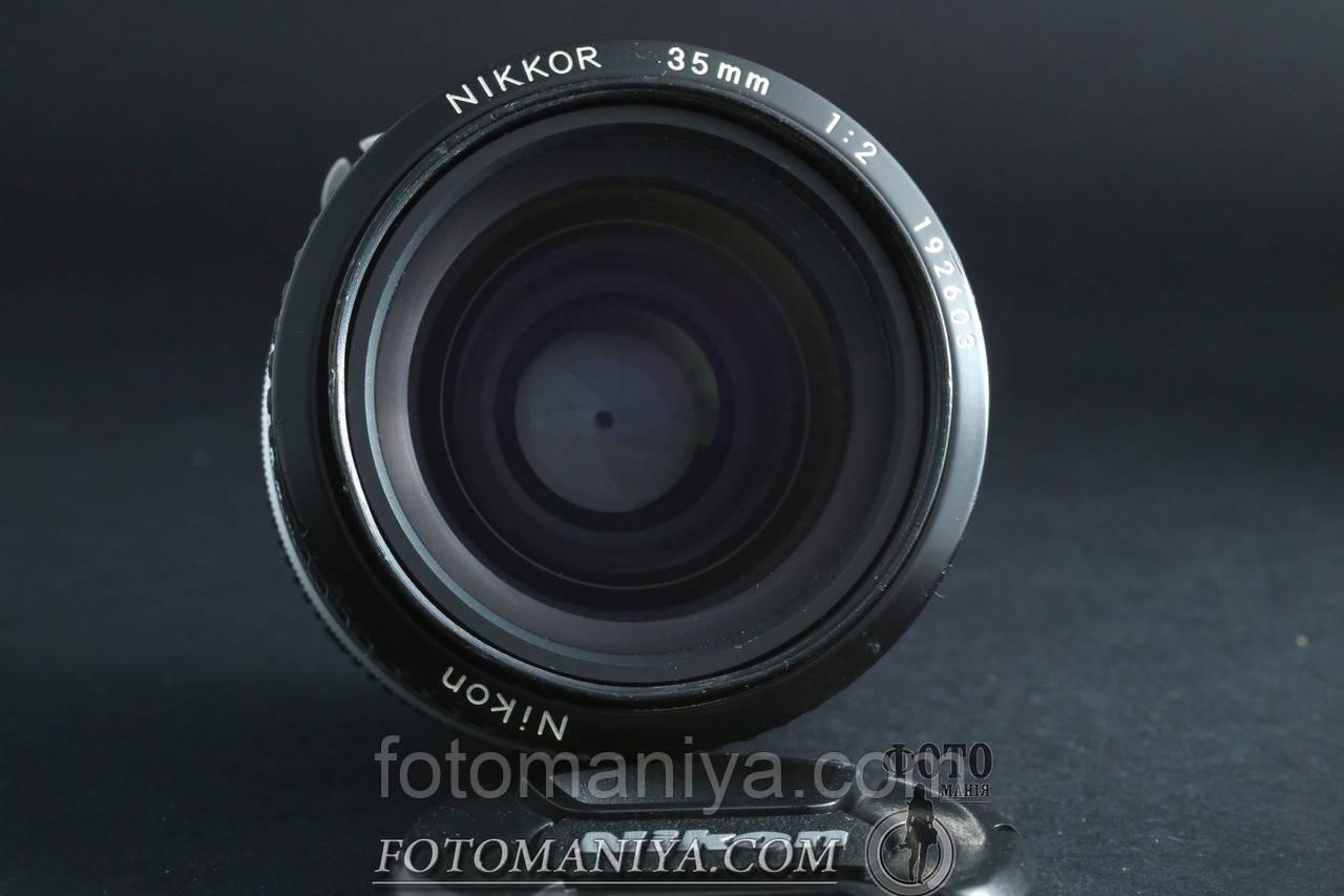 Nikkor 35mm f2.0 Ai