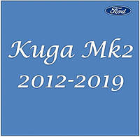 Ford Kuga Mk2 2012-2019