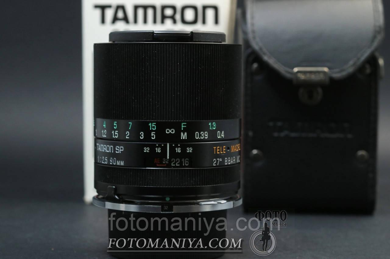Tamron SP Adaptal II 90mm f2.5 Macro   (Model 52B)  Nikon  Olympus Canon Sony Fuji