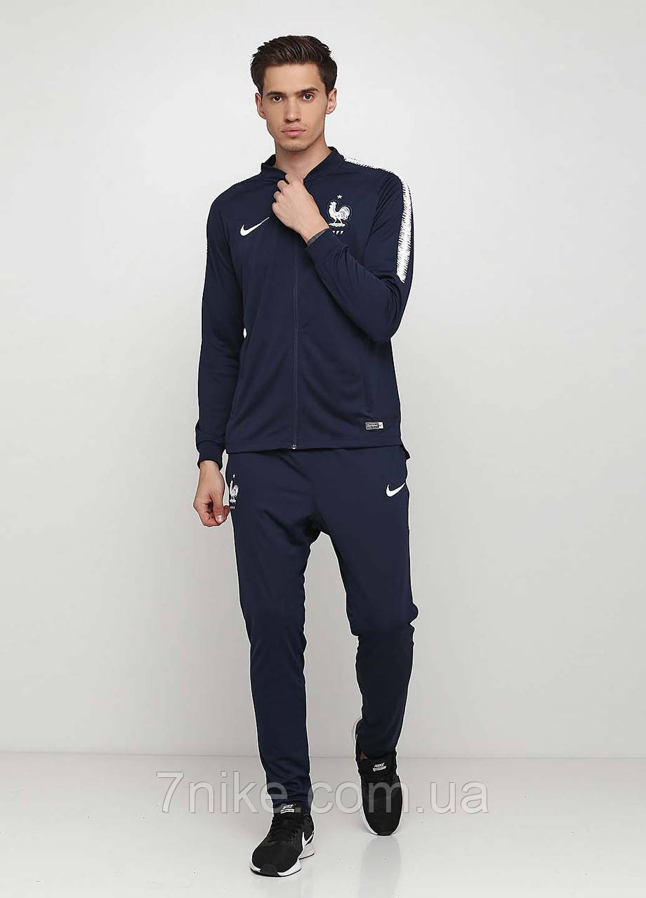 Костюм Nike FFF M NK DRY SQD TRK SUIT K M