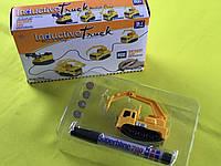 Индуктивно-управляемая машинка Экскаватор Inductive Car IC 106