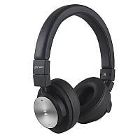 Беспроводные Bluetooth наушники гарнитура Gorsun GS-E2 black черные