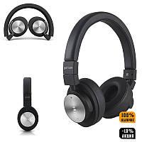 Беспроводные Bluetooth наушники гарнитура Gorsun GS-E2 black черные, бездротові блютуз навушники