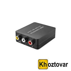 Конвертер AV в HDMI 1080Р