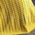 Покривало 170x240 BREMEN MUSTARD жовте, фото 6