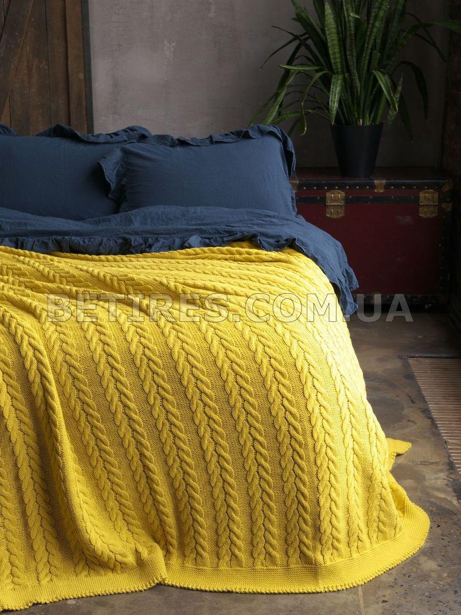 Покривало 170x240 BREMEN MUSTARD жовте