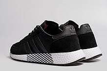 """Кроссовки Adidas Marathon Tech """"Черные"""", фото 2"""