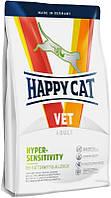 Диетический корм для кошек Happy Cat VET Diet Hypersensitivity Хеппи Кет Вет Диет 4 кг
