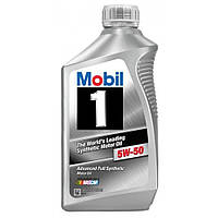 Моторне масло Mobil 1 5W-50 Advanced Full Synthetic 0,946 л