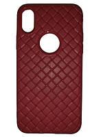 Чехол накладка Elite Case для Iphone X\Xs Красный