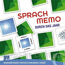 Sprachmemo: Durch Das Jahr / Настольная игра - (автор: Achim Seiffarth) : Hueber