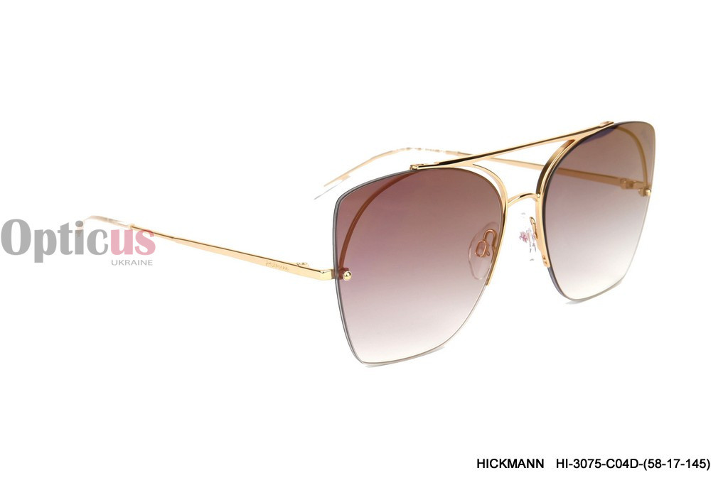 Окуляри сонцезахисні HICKMANN HI3075 C04D