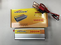 Автомобильный инвертор 12-220 3000W Konnwei
