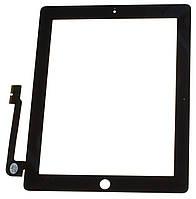 Тачскрин (сенсор) для iPad 3, iPad 4 touchscreen black orig