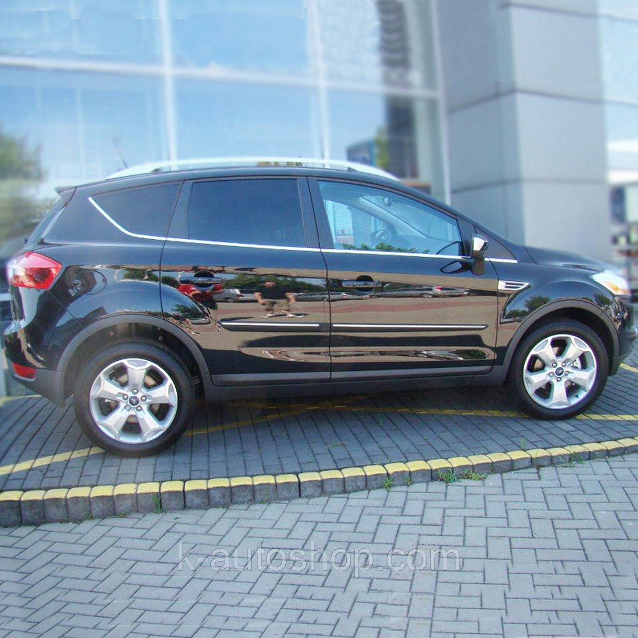 Молдинги на двері для Ford Kuga Mk1 2008-2012