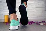 Женские кроссовки кожаные весна/осень зеленые Onward 222, фото 4