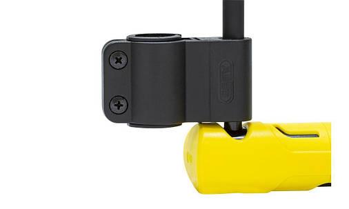Велозамок ABUS 402/150HB160 Ultra Mini SH Black-Yellow, фото 2