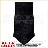 Прокат. Черный галстук классика тонкий 5 см.Продажа и прокат.