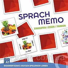 Sprachmemo: Einkaufen, Essen, Trinken / Настольная игра - (автор: Achim Seiffarth) : Hueber