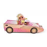 Игровой набор-сюрприз LOL Surprise Lights Кабриолет с эксклюзивной куклой ЛОЛ и аксессуарами 565222, фото 2