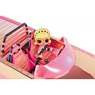 Игровой набор-сюрприз LOL Surprise Lights Кабриолет с эксклюзивной куклой ЛОЛ и аксессуарами 565222, фото 3