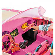Игровой набор-сюрприз LOL Surprise Lights Кабриолет с эксклюзивной куклой ЛОЛ и аксессуарами 565222, фото 5