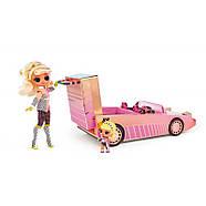 Игровой набор-сюрприз LOL Surprise Lights Кабриолет с эксклюзивной куклой ЛОЛ и аксессуарами 565222, фото 8