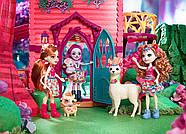 Игровой набор Enchantimals Большие друзья кукла Лама Ллуэлла и Флиси FRH42, фото 8
