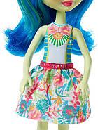 Лялька Enchantimals Жаба Тамика і вихованець Burst GFN43, фото 5