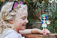 Лялька Enchantimals Жаба Тамика і вихованець Burst GFN43, фото 7