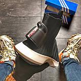 Кроссовки женские  Adidas Crazy 1 Adv Sock Primeknit, фото 2