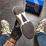 Кроссовки женские  Adidas Crazy 1 Adv Sock Primeknit, фото 3