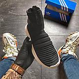 Кроссовки женские  Adidas Crazy 1 Adv Sock Primeknit, фото 4