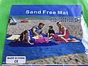 Пляжный коврик  Sand-free Mat 150х200 см, фото 8