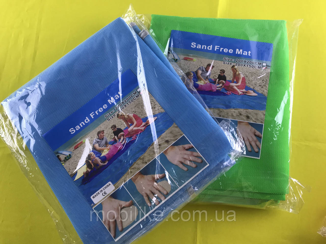 Пляжный коврик  Sand-free Mat 150х200 см
