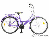 """Велосипед підлітковий  24"""" відкрита рама 01-2CZ ХВЗ"""
