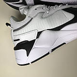 Puma RS-X Reinvention White Black, фото 7