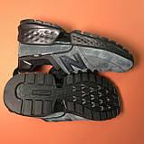 Кроссовки New Balance 574 Grey Black, фото 4