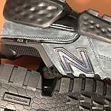 Кроссовки New Balance 574 Grey Black, фото 5