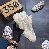 Кроссовки мужские  Adidas Yeezy Boost 500 Blush, фото 2