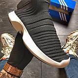 Кроссовки мужские  Adidas Crazy 1 Adv Sock Primeknit, фото 4