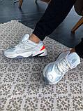 Кроссовки мужские Nike M2K Tekno Phantom Orange, фото 3