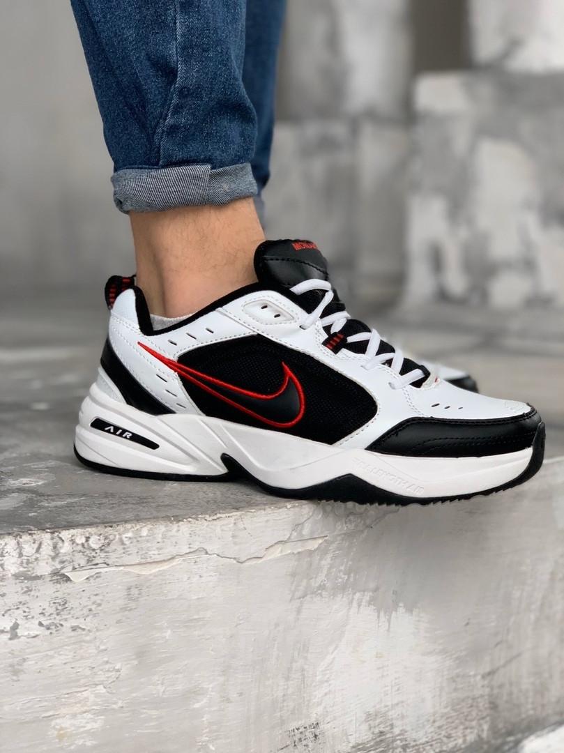 "Кроссовки мужские Nike Air Monarch IV ""Black/White"""