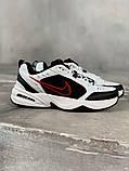 "Кроссовки мужские Nike Air Monarch IV ""Black/White"", фото 2"