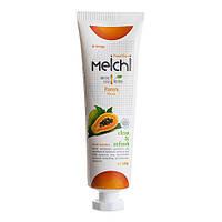 """Зубная паста со вкусом тропических фруктов HANIL Meichi """"Papaya"""""""
