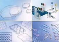 Лабораторная пластиковая посуда и другие расходные  материалы