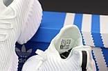 Мужские кожаные кроссовки Adidas Alphabounce Instinct, фото 4